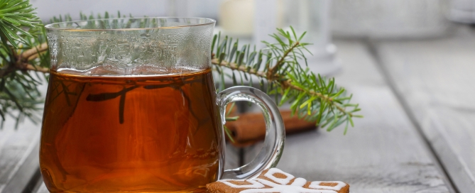 Holiday Season Tea Recipe
