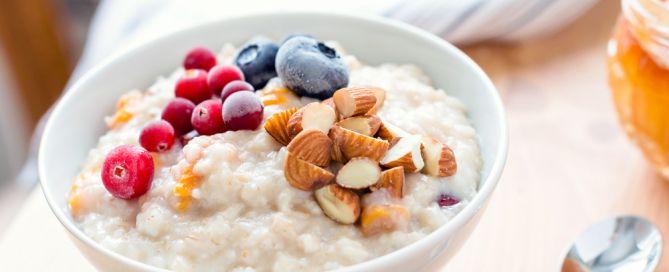 Porridge Two Ways