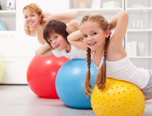 The Natural Anxiety Solution for Kids: Exercise!