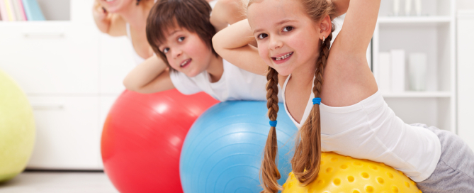 Kids Exercise for Anxiety