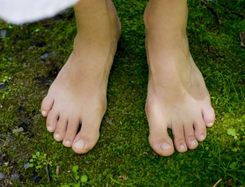 Being Barefoot: The Wisdom of Earthing