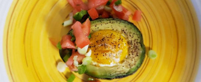 Egg Avocado Recipe